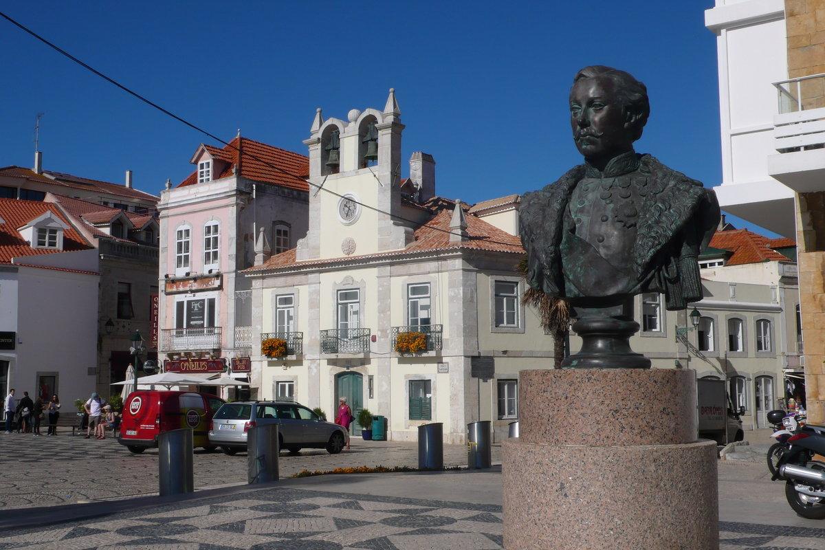 Португалия.Кашкайш - Таэлюр