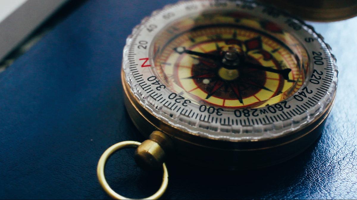 compass - Karina Sholokhova