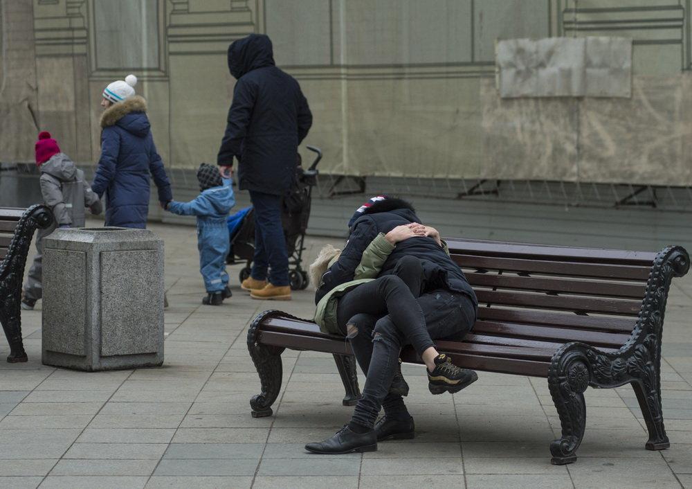 Любовь в большом городе - Александр Степовой