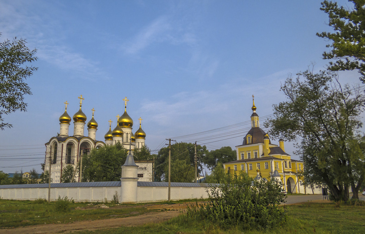 Никольский женский монастырь - Сергей Цветков