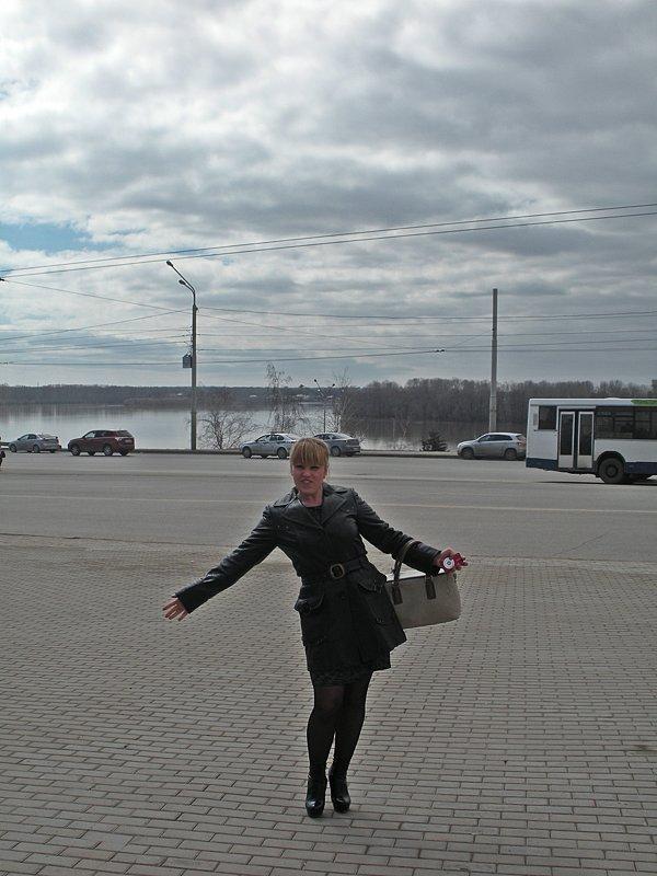 """""""Где?  Где ? Мы  в  Уфе!"""" - Виталий Селиванов"""