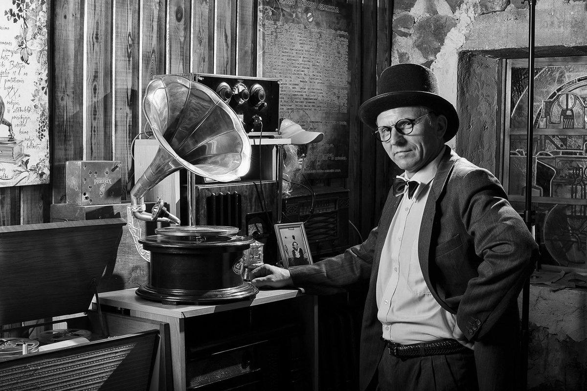 Старый граммофон - Rimantas