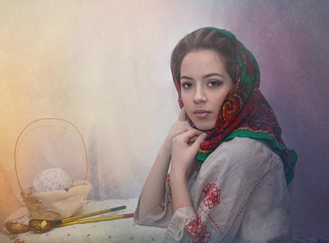 Просто девушка Полина - Александра Чимишлиу