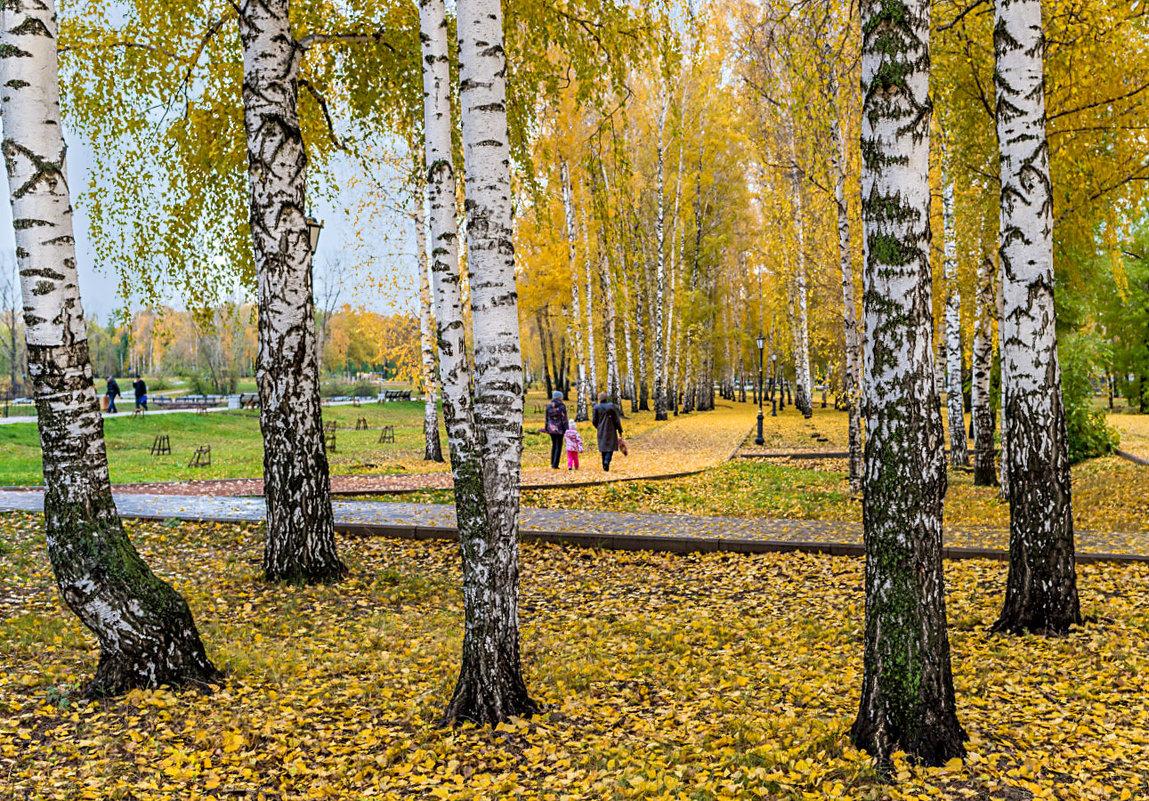 По дорожкам парка - Любовь Потеряхина