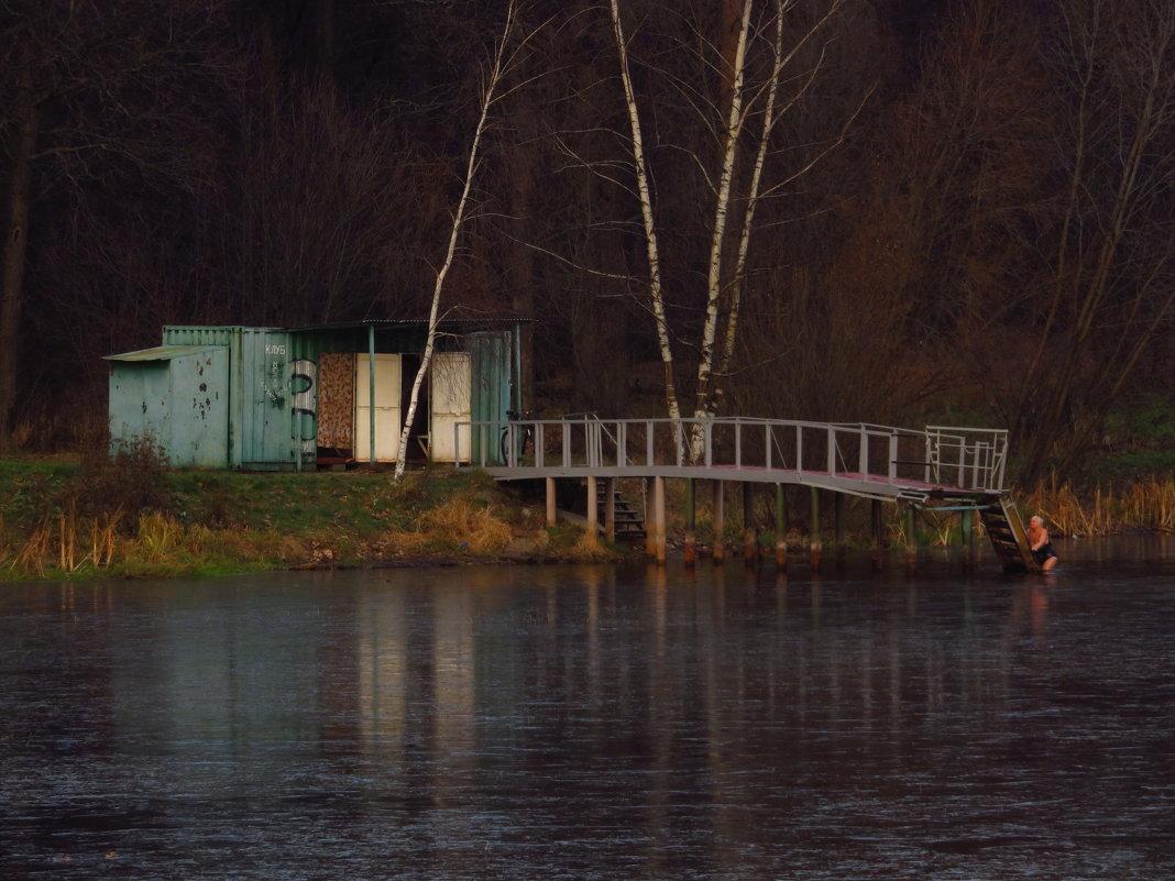 Водоплавающая - Андрей Лукьянов