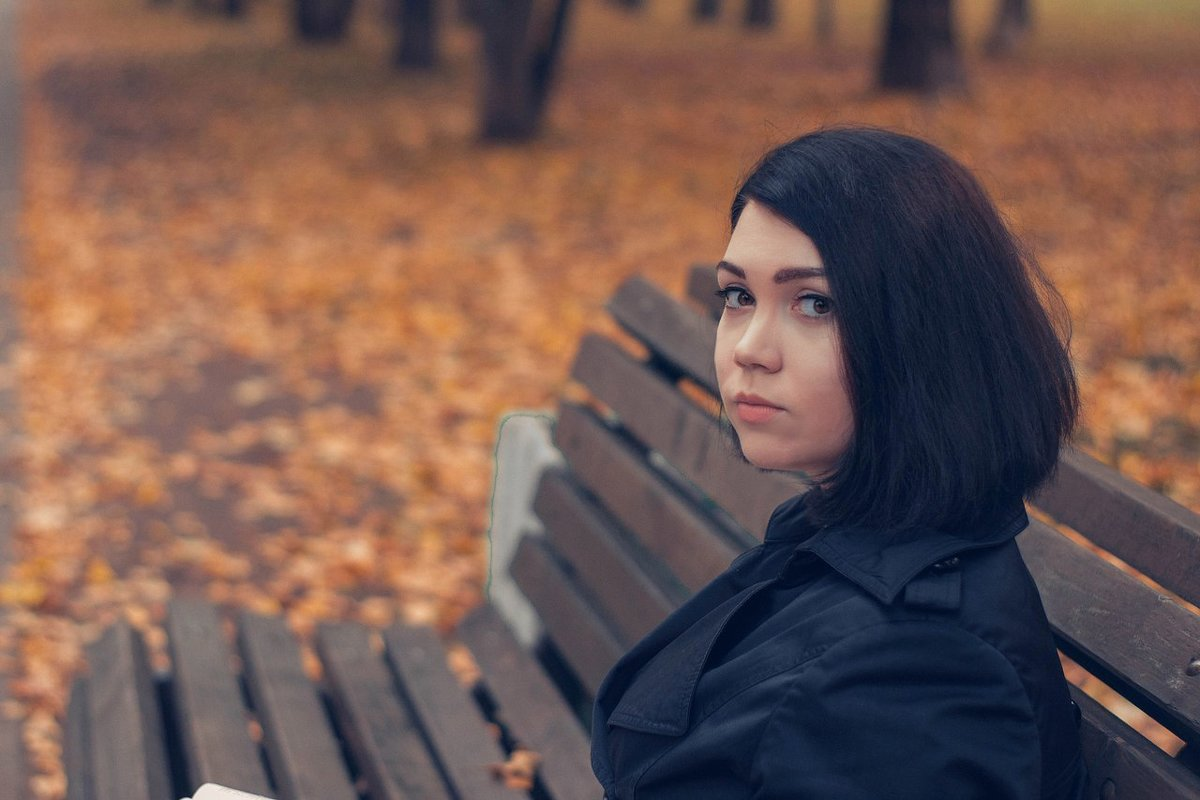 Осенний портрет - Вероника