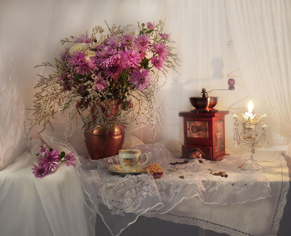 Осень при свечах... - Валентина Колова