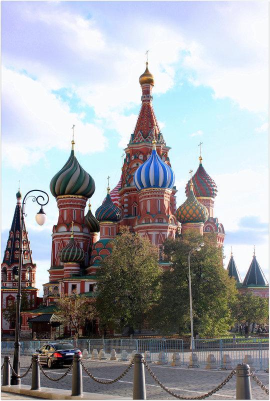 Москва глазами фотографа... - Анна Шишалова