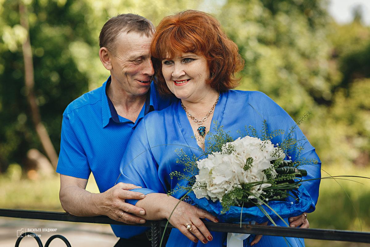 Евгений и Светлана - 30 лет вместе!))) - Владимир Васильев
