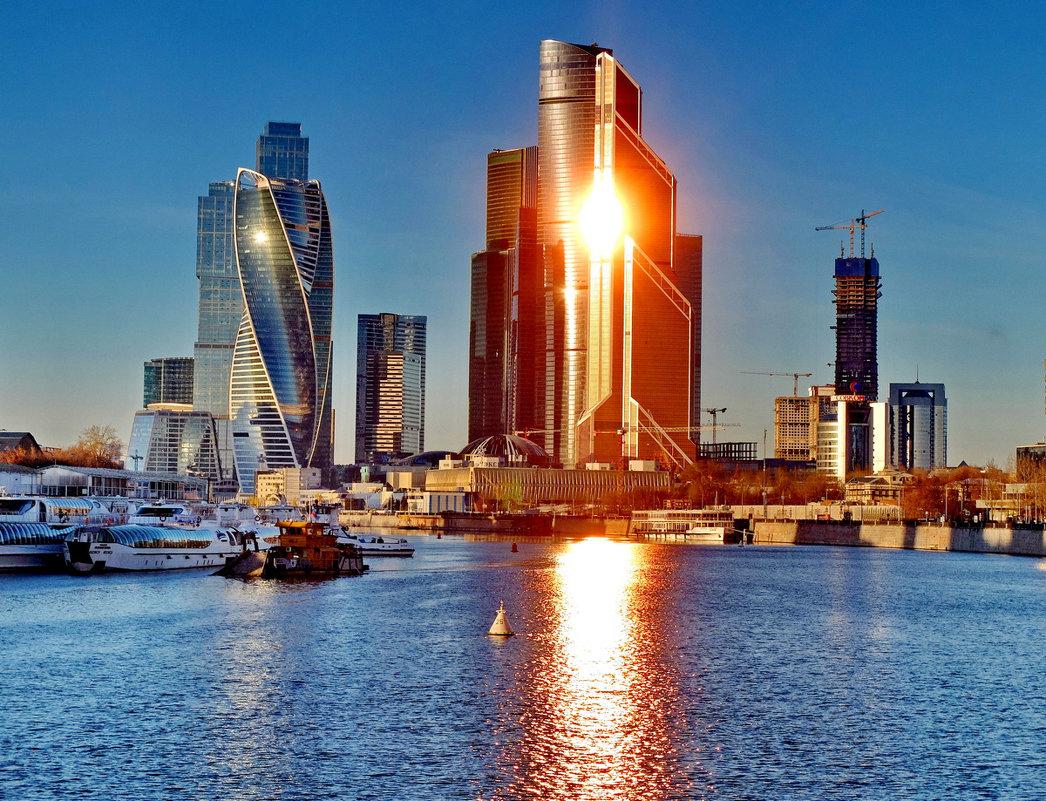 Рассвет на Москве-реке - Ingwar