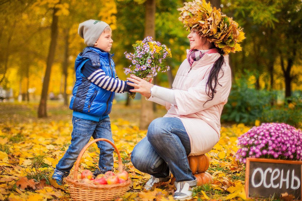 мамина радость - Евгения Золотовская