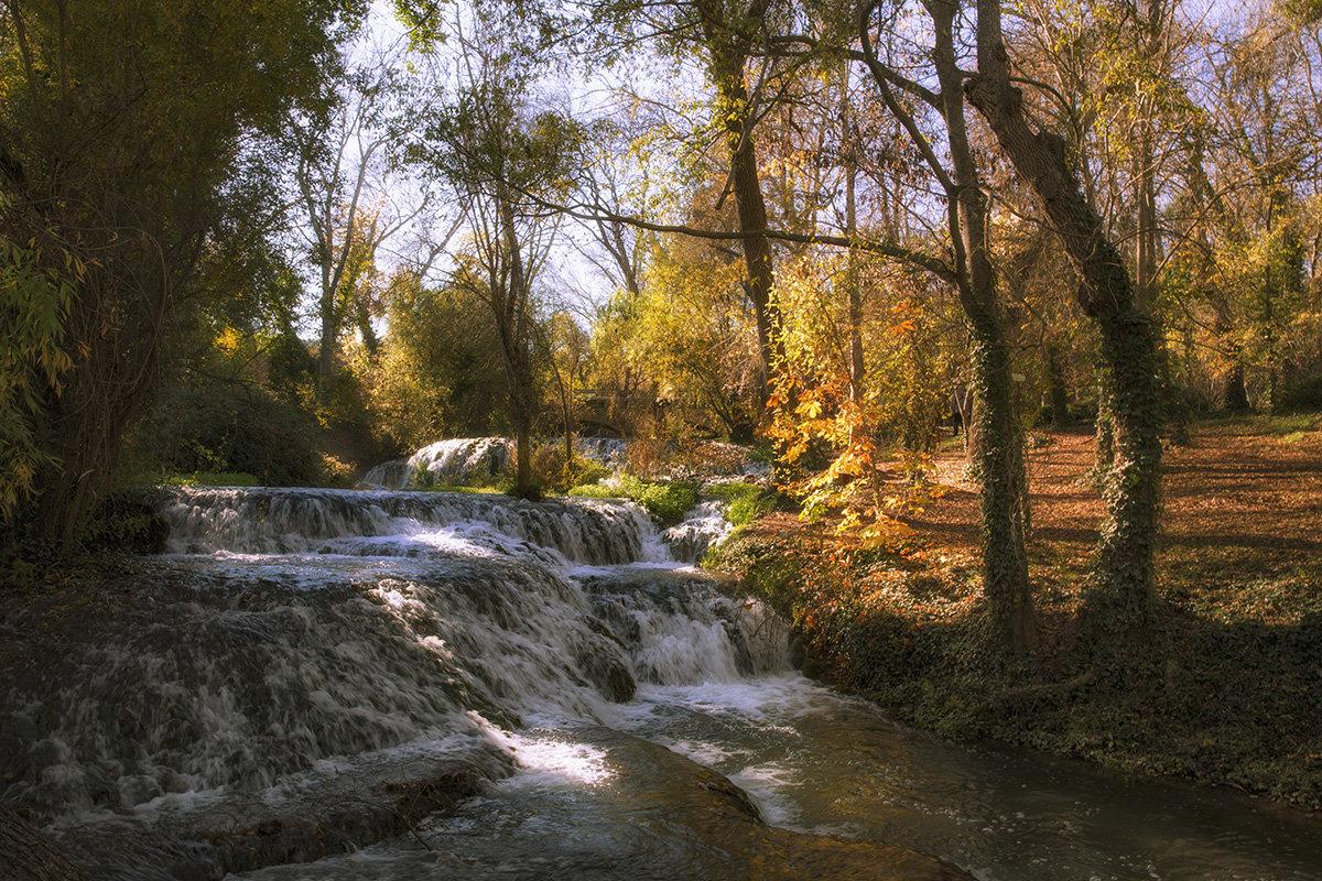 Осень в Арагоне - Maria