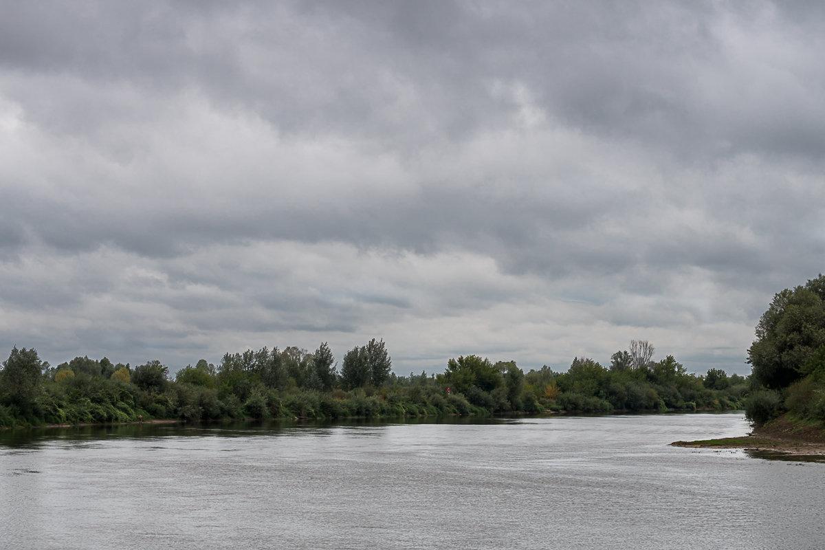 Река Днепр в Республике Беларусь - Игорь Сикорский