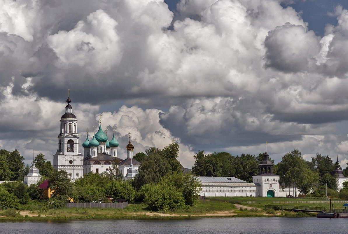 Толгский монастырь - ник. петрович земцов