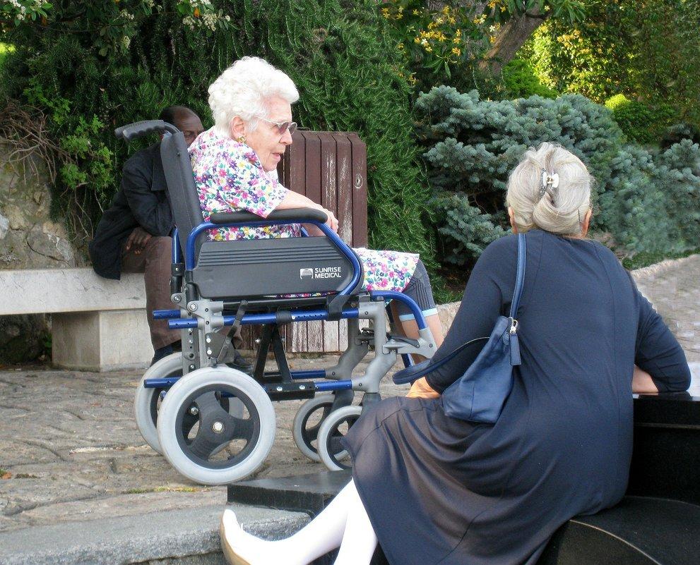 Монакские пенсионерки - Елена Павлова (Смолова)