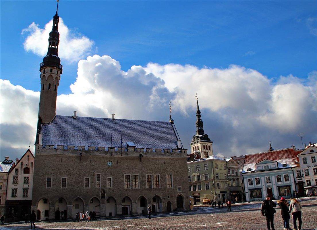 Tallinn.. - Татьянка ***