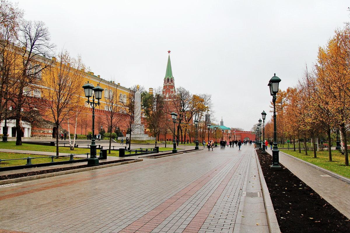 Серая Москва - Андрей