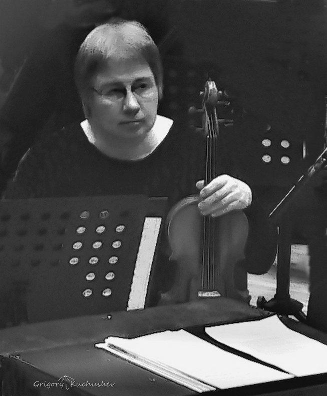 Мастер - Григорий Кучушев