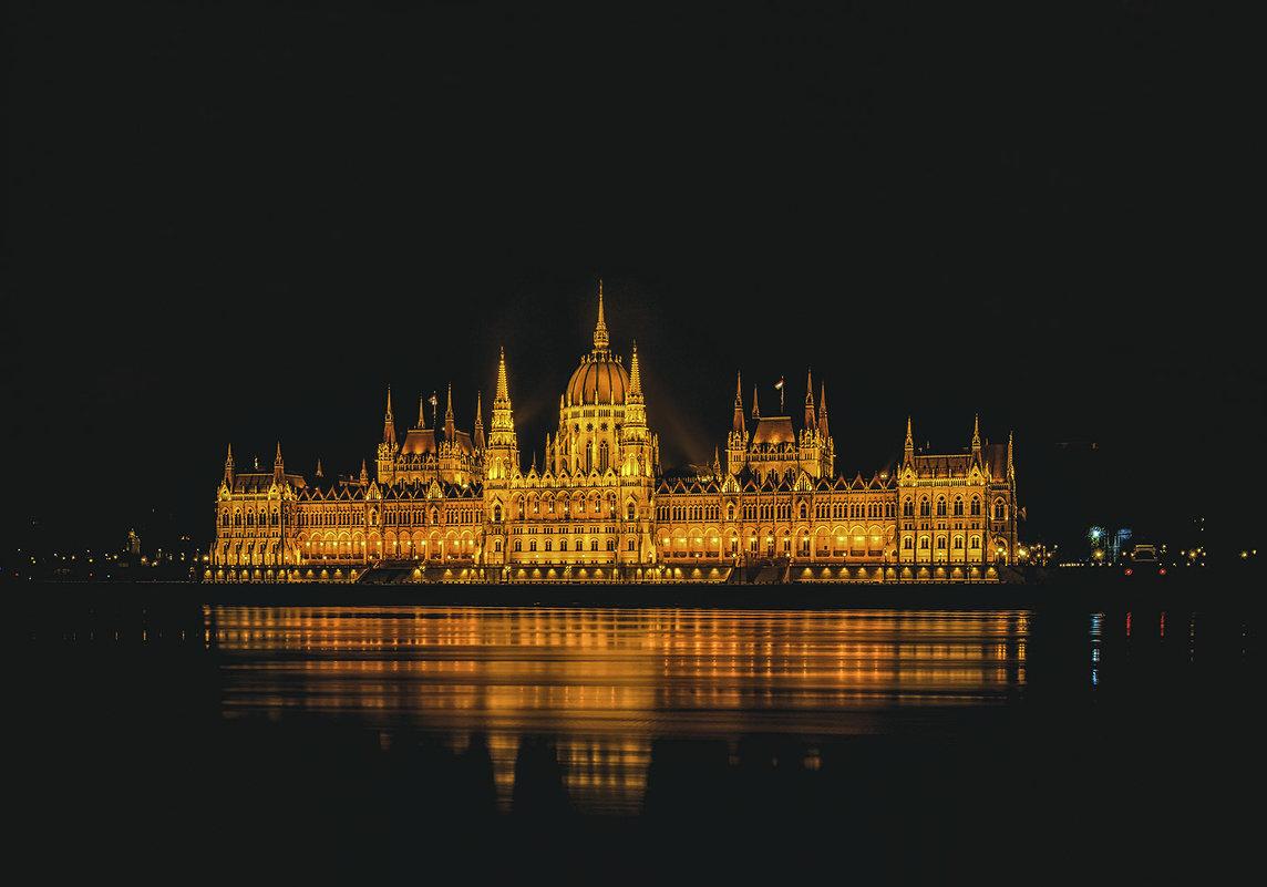 Венгерский парламент - Александр Бойко