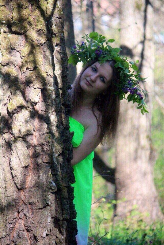 Весенняя красотка - Виктория Левина