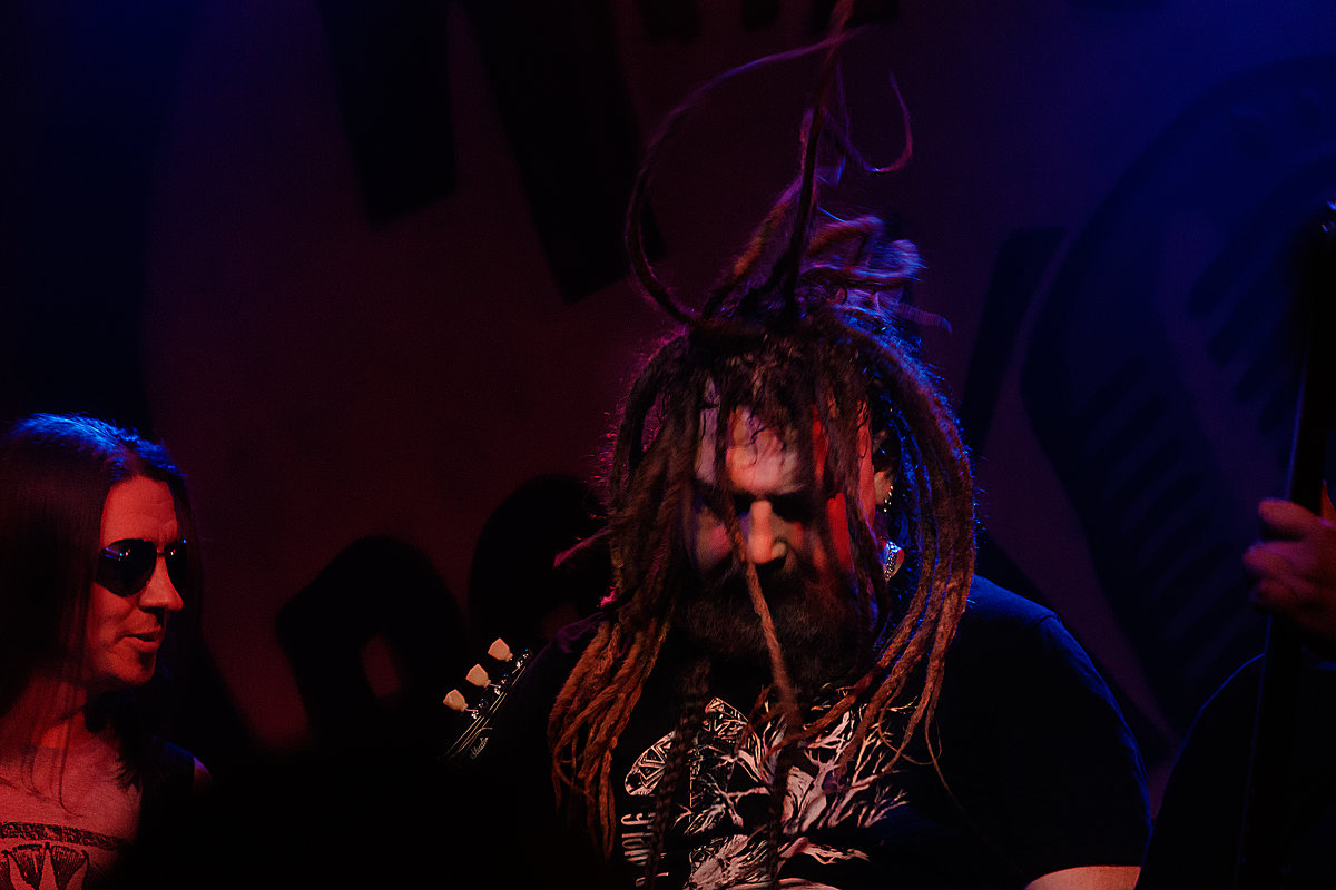 Концерт в рок клубе - Дмитрий Кузнецов