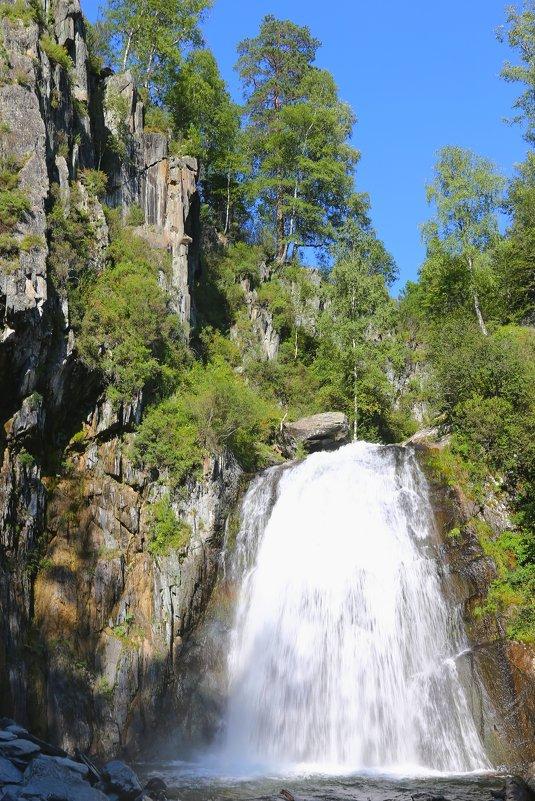 Водопад Корбу, Республика Алтай - ДмитрийМ Меньшиков