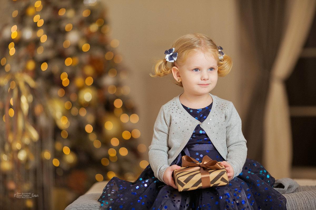 Новогодняя сказка Милаши - Кристина Беляева