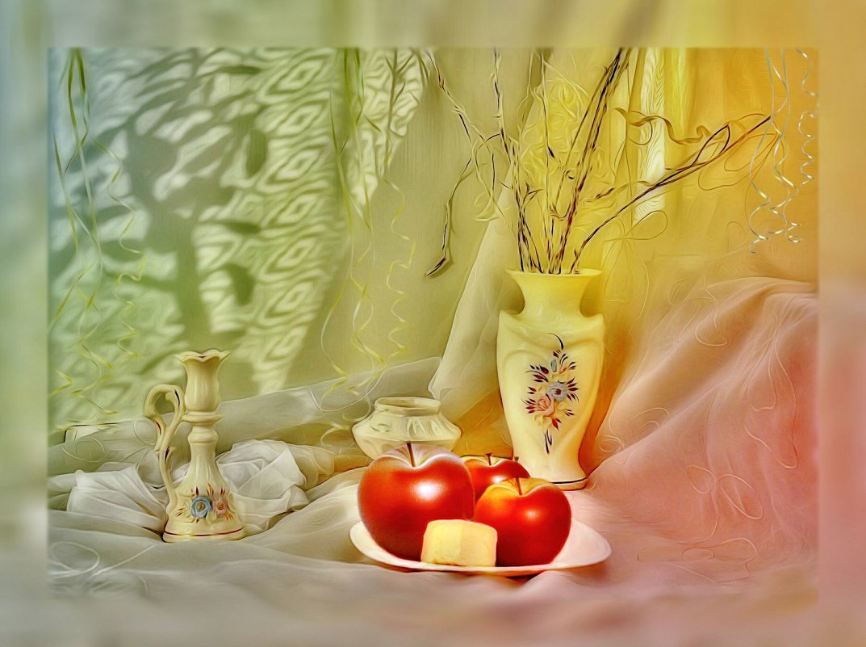 Яблочки молодильные - Наталия Лыкова