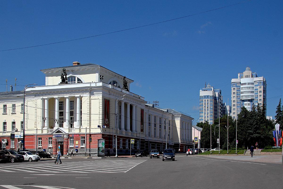 На улицах Орла - MILAV V