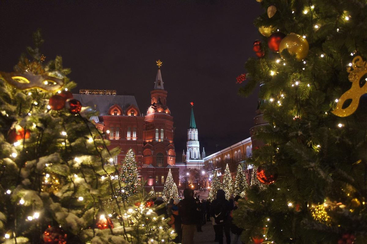 Москва праздничная - demyanikita