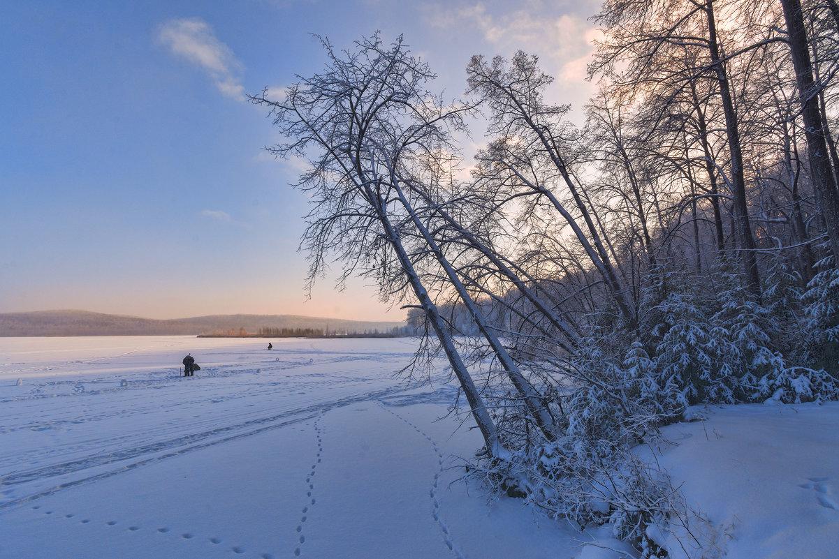 Рыбацкие места - vladimir Bormotov