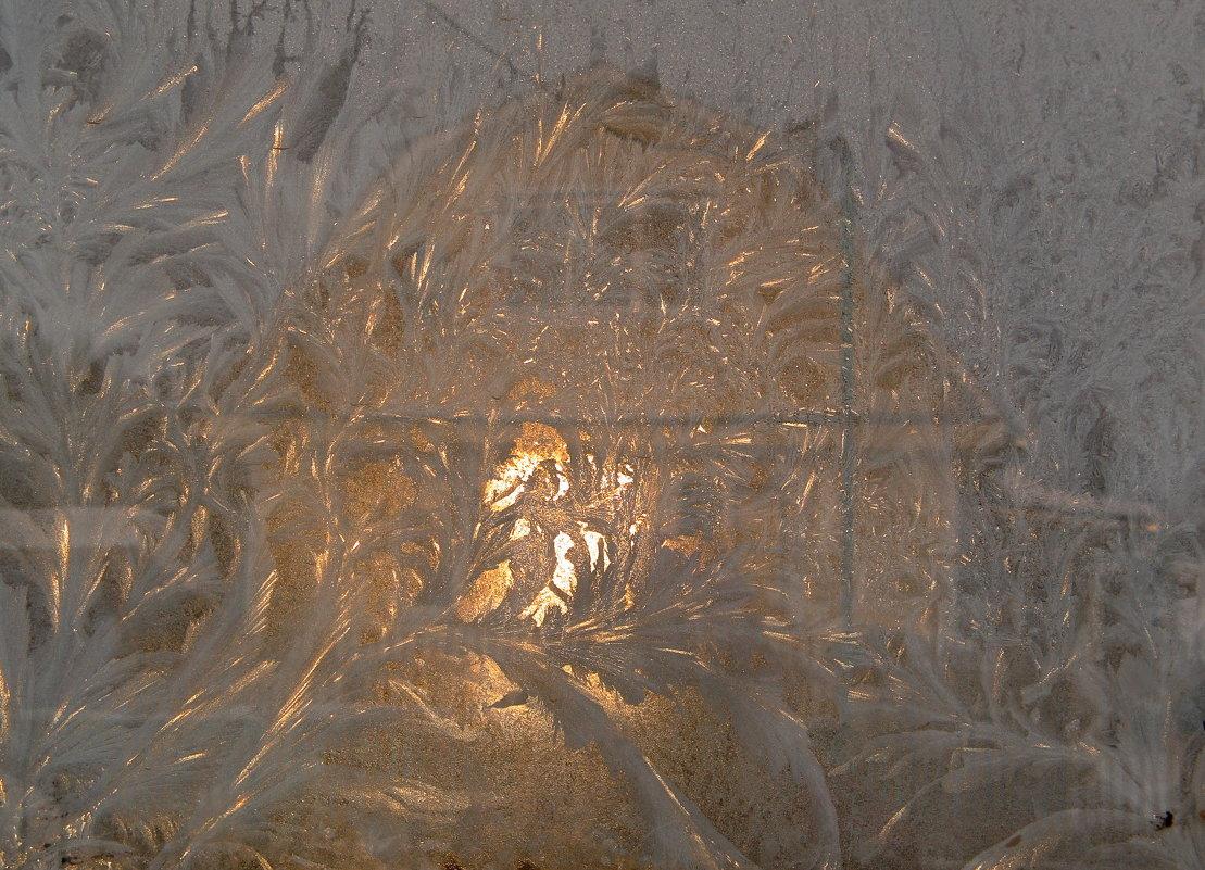 Сказочные узоры  Мороза - Нина северянка
