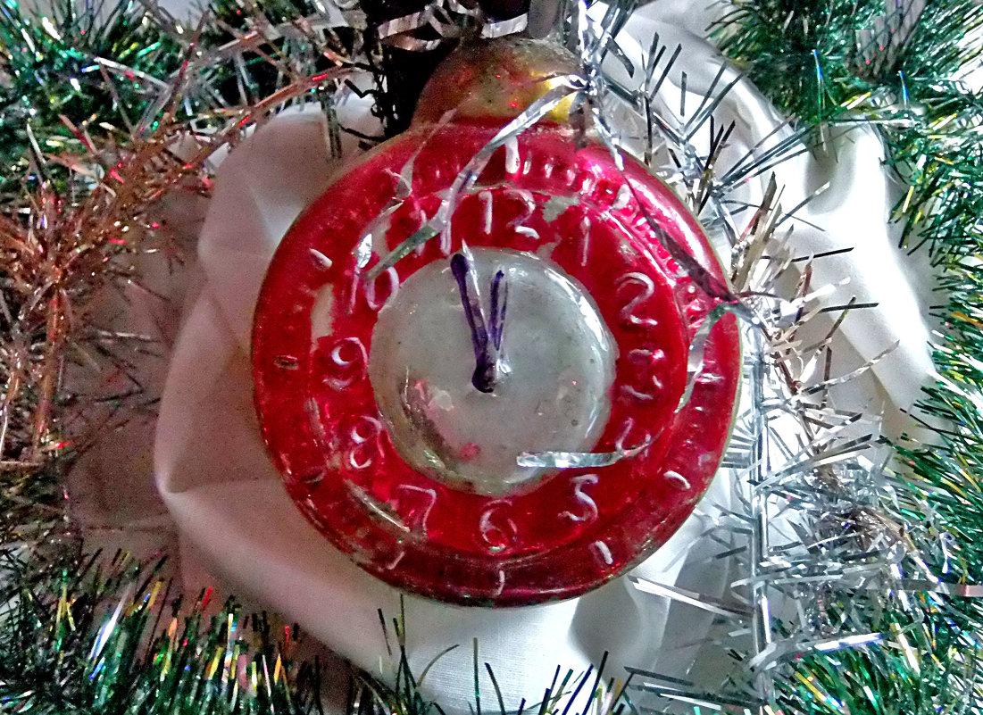 Старинные часы! - Наталья