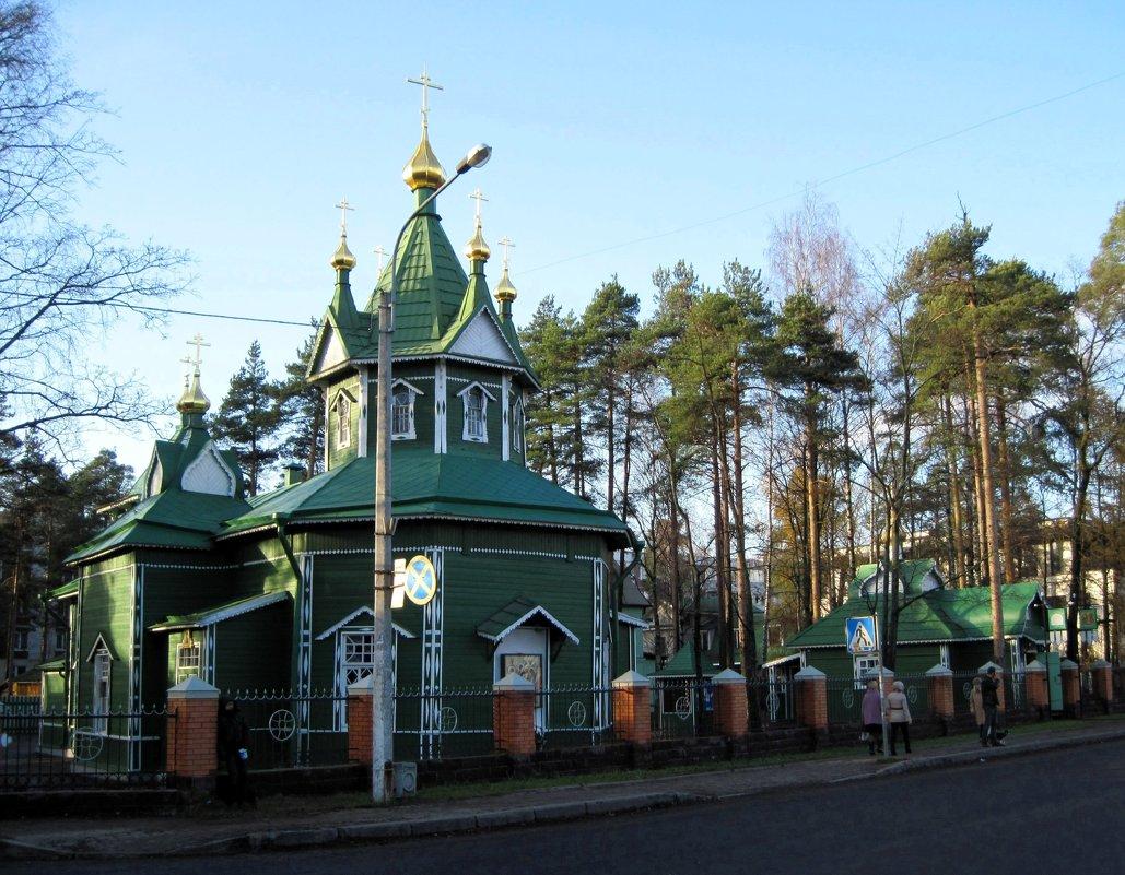 Свято-Троицкий храм во Всеволожске. - Ирина ***