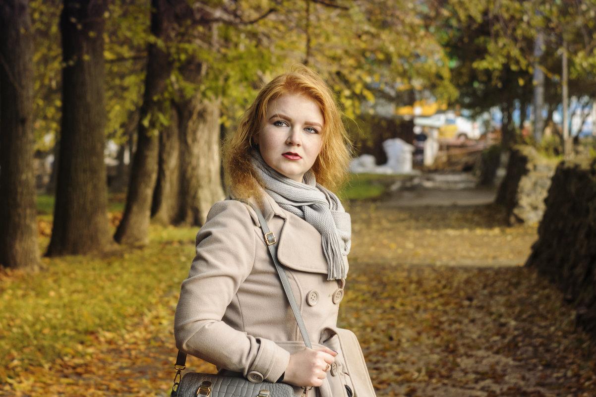 Осенний портрет - Татьяна Шторм