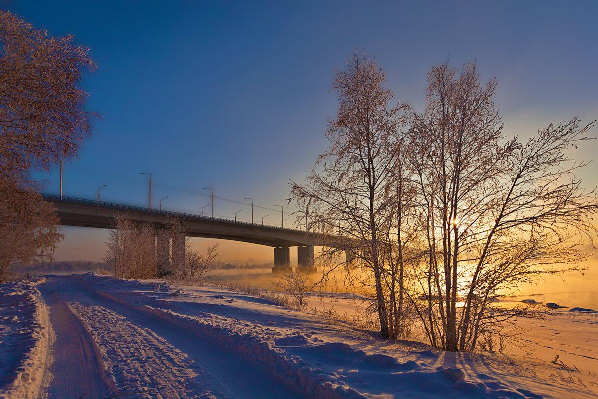 Низкое солнце над Ангарой - Анатолий Иргл
