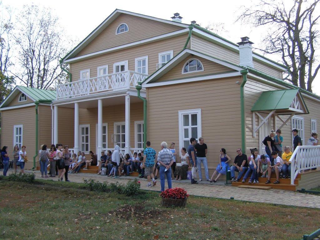 Барский дом - Анна Воробьева