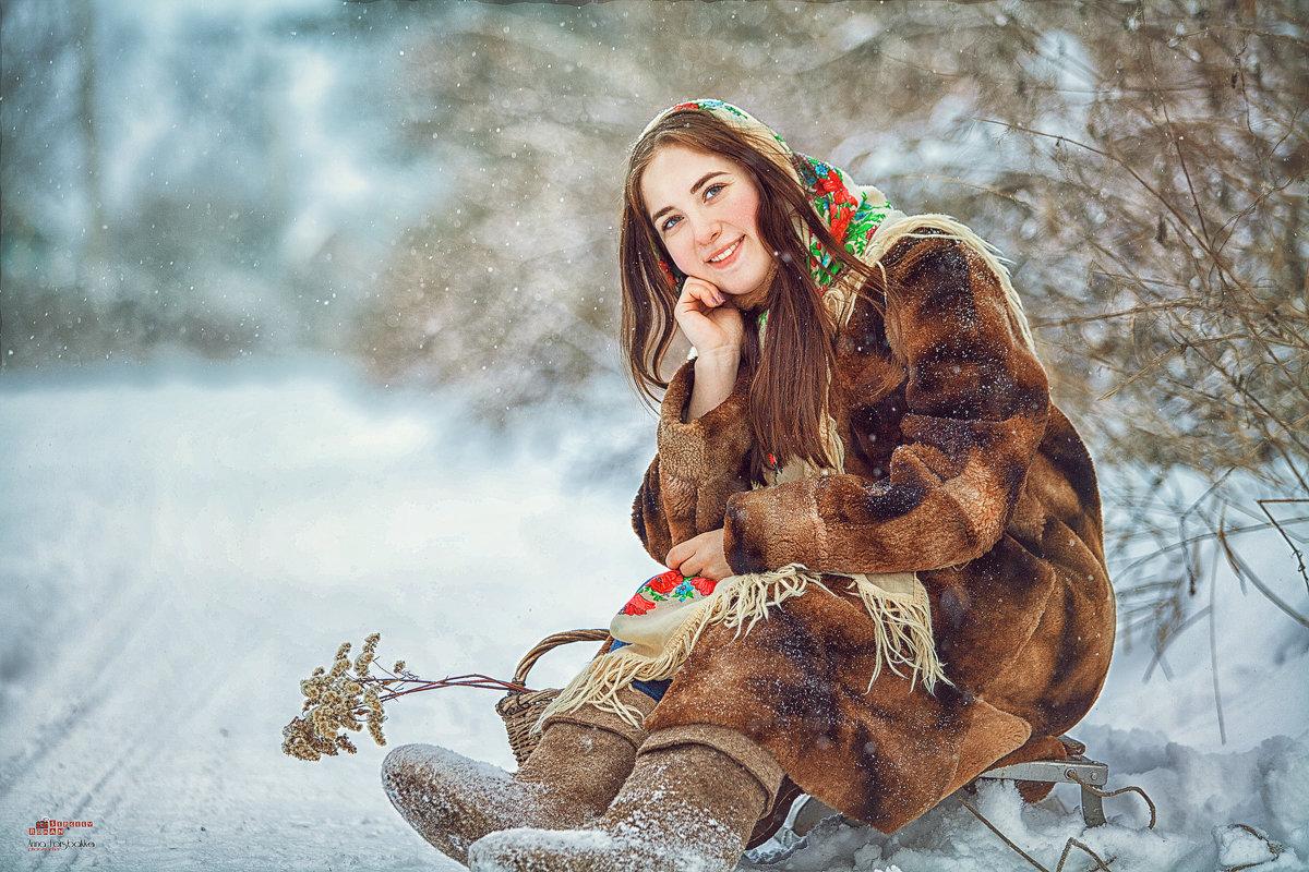 Зимой в деревне - Roman Sergeev