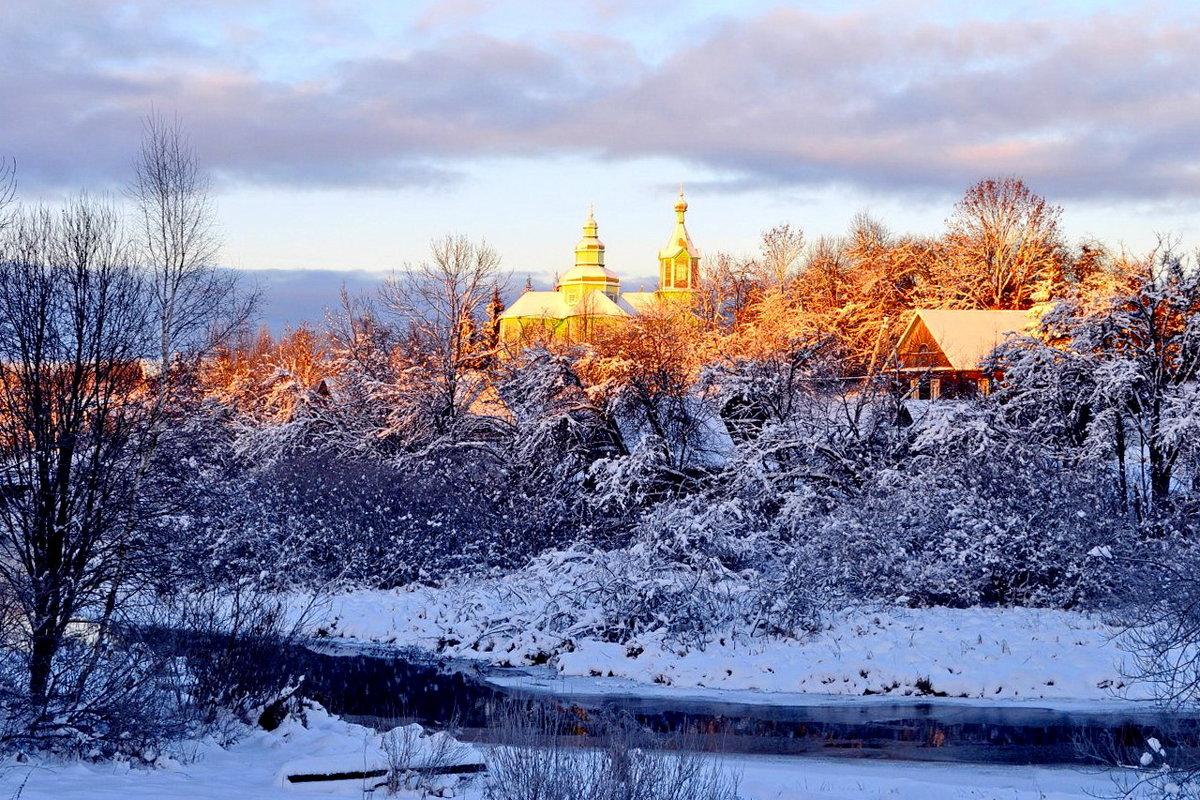 Морозное утро - Александр