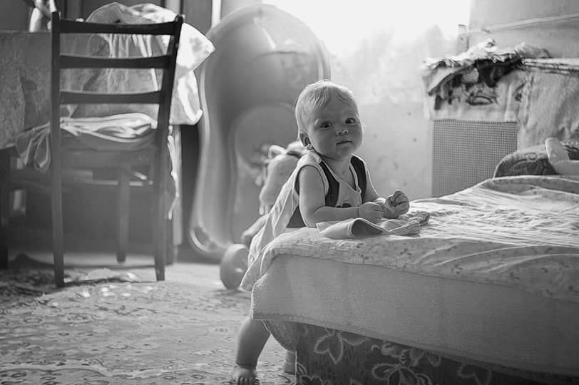 Малыш в деревне - Ярослава