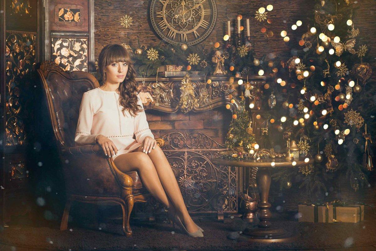 Магия рождества - Oksana Likhadziyeuskaya