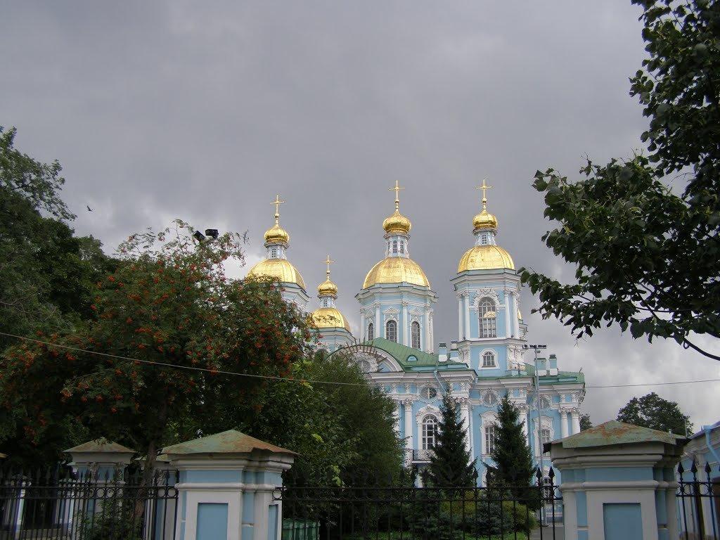 Николо-Богоявленский морской собор - Анна Воробьева