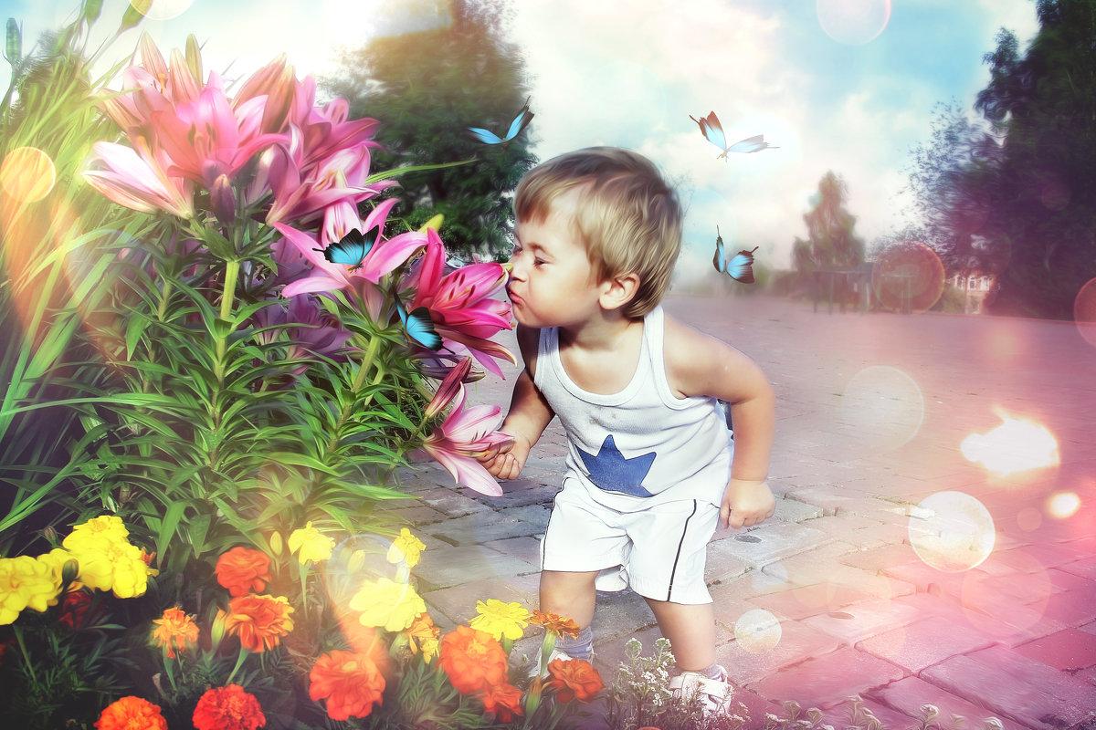 Всех с первым днем весны))) - Екатерина Лазарева