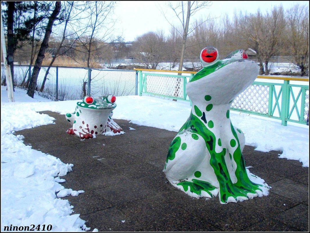 Декор в ростовском зоопарке - Нина Бутко