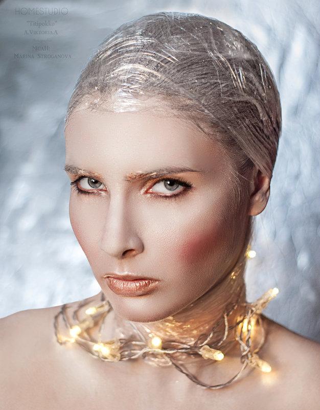 огоньки - Виктория Андреева