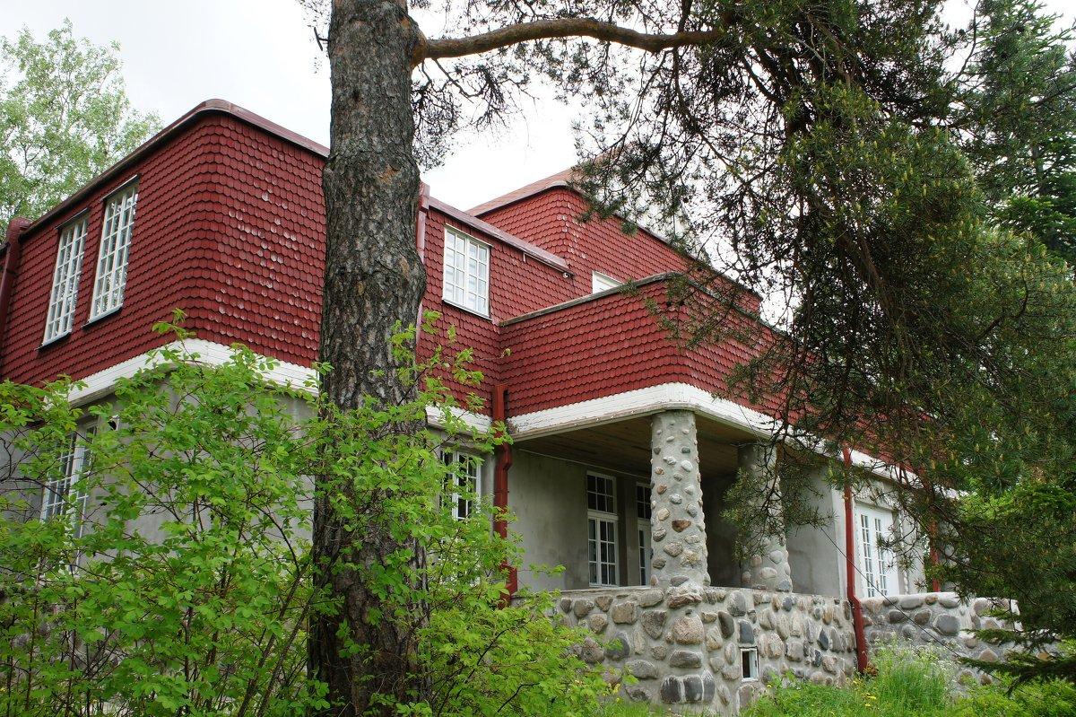 Загородный дом доктора Г. Й. Винтера - Елена Павлова (Смолова)