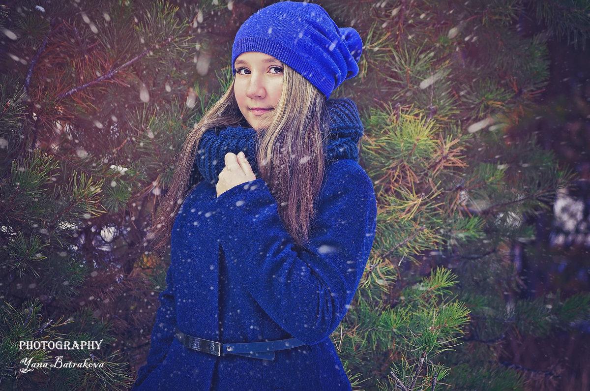Зимняя сказка - Яна