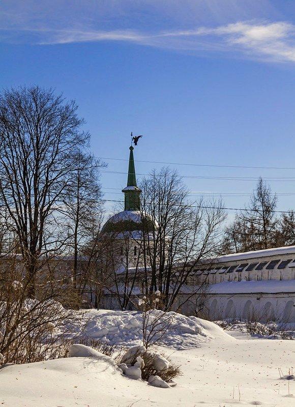 В монастыре - Александр