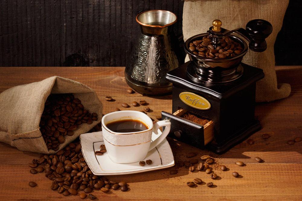 кофе в зернах - scbi
