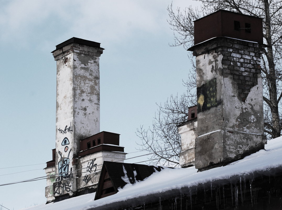 Мартовские крыши - Виктор Никитенко